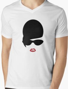 Patsy Stone Mens V-Neck T-Shirt