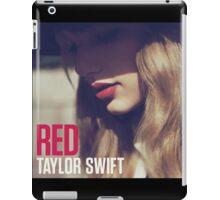 Red Album iPad Case/Skin