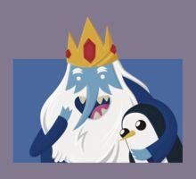 Ice King and Gunter Kids Tee