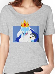 Ice King and Gunter Women's Relaxed Fit T-Shirt