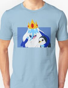 Ice King and Gunter T-Shirt