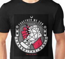 Satan's Little Helper Unisex T-Shirt