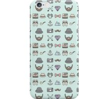So hipster!! iPhone Case/Skin