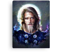 North God Canvas Print
