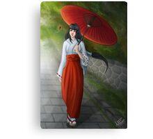 Miraculous Ladybug: Mego Murakami Canvas Print