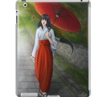 Miraculous Ladybug: Mego Murakami iPad Case/Skin