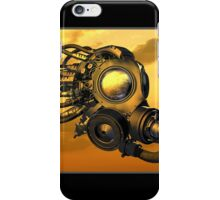 Gasmask iPhone Case/Skin