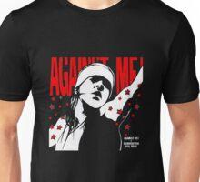 Against Me! punk rock band 4 Unisex T-Shirt