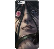Creepypasta: The Doll Maker iPhone Case/Skin