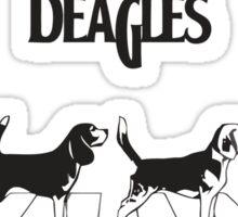 Beagles Dog Sticker