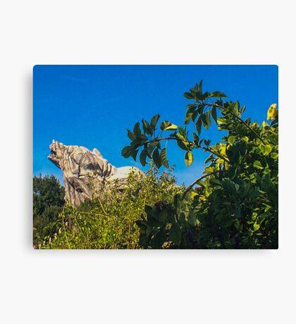 Grizzly Peak Canvas Print
