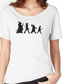 Hobbit Women's Relaxed Fit T-Shirt
