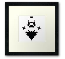 Zangief Street Fighter Framed Print