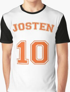 neil josten #10 striker Graphic T-Shirt