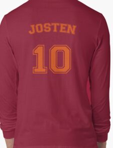 neil josten #10 striker Long Sleeve T-Shirt