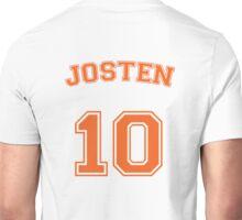 neil josten #10 striker Unisex T-Shirt