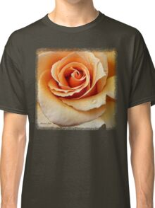Whiskey Rose ~ Smoky and Sensuous Classic T-Shirt