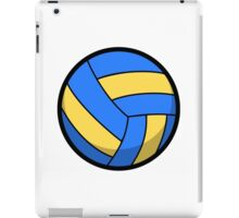 Cool and Cute Volleyball iPad Case/Skin