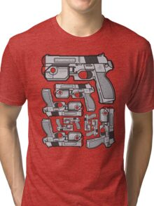 PS1 Namco GameCon Controller  Tri-blend T-Shirt
