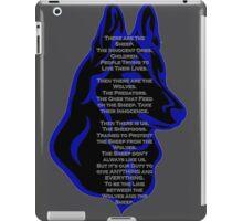 The Sheepdog iPad Case/Skin