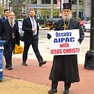 Occupy AIPAC with Jesus Christ by Albert