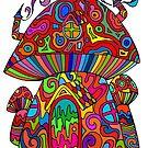 Gnome Home 3 by Octavio Velazquez