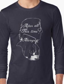 Snape Alan Richman Long Sleeve T-Shirt