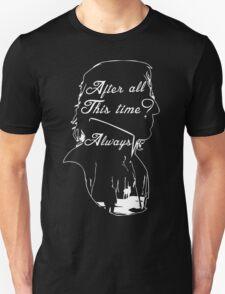 Snape Alan Richman Unisex T-Shirt