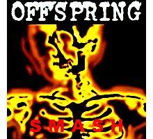 offspring smash light Photographic Print