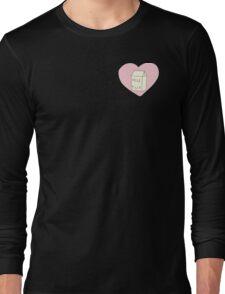 Cute Milk Long Sleeve T-Shirt