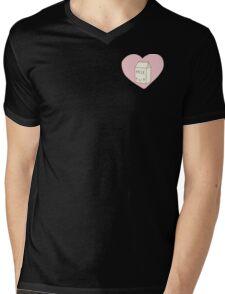Cute Milk Mens V-Neck T-Shirt