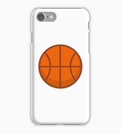 Cool Basketball iPhone Case/Skin