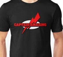Captain Amazing Unisex T-Shirt
