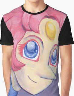 Pearl Portrait Graphic T-Shirt