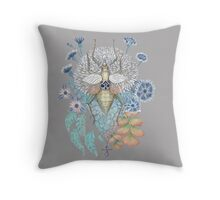 Key to other dimension Throw Pillow