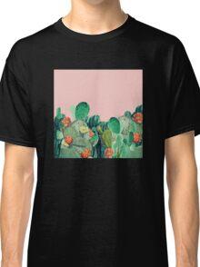 CACTI SUNSET Classic T-Shirt