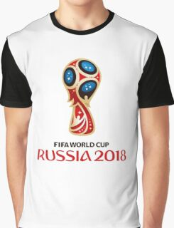 2018 FIFA World Cup Graphic T-Shirt