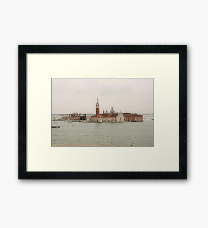 San Giorgio Maggiore Framed Print