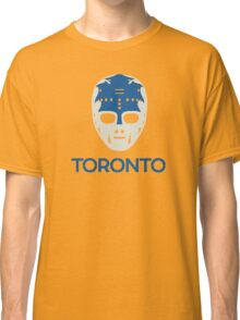 Vintage Toronto 70's Goalie Mask Classic T-Shirt