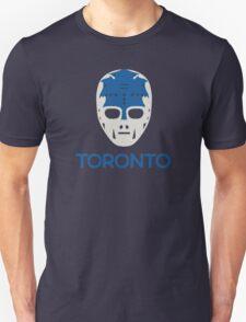 Vintage Toronto 70's Goalie Mask Unisex T-Shirt