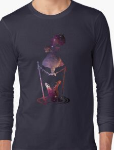 Tight Rope Lady Long Sleeve T-Shirt