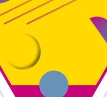 80s Design Sticker
