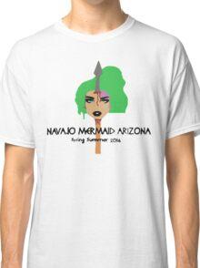 NAVAJO MERMAID PROMO 1 Classic T-Shirt
