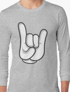 Good Gloves • Wolf Long Sleeve T-Shirt