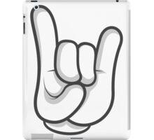 Good Gloves • Wolf iPad Case/Skin