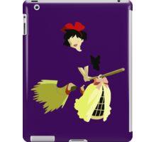 Kiki's Delivery Service - Flat Design iPad Case/Skin