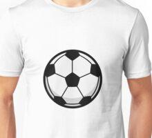 Cool Soccer Ball Unisex T-Shirt
