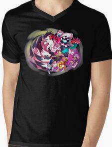 MysteryMon Mens V-Neck T-Shirt