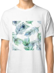 Soft scene of feathers Classic T-Shirt