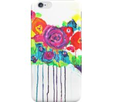 Floral Fetish iPhone Case/Skin